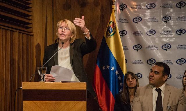 "Fiscal General condenó ""ataque al Parlamento venezolano"""