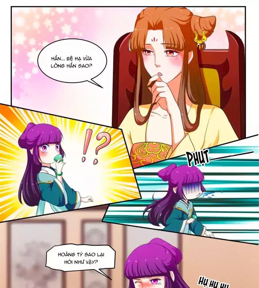 Nữ Đế Học Dốt Chapter 60 - Trang 5
