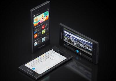 Harga Terbaru dan Spesifikasi Lengkap Blackberry Leap