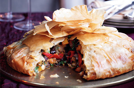 Moroccan vegetable nut roast recipe arabic food recipes the arabic food recipes kitchen the home of delicious arabic food recipes invites you to try moroccan vegetable nut roast recipe enjoy the arabic cuisine forumfinder Image collections
