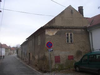 Casa natal de Leopold Koželuch en Velvary, Región de Bohemia (República Checa).