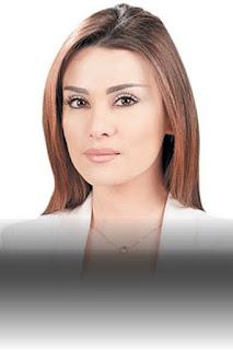 ريتا معلوف (Rita Malouf)، صحفية ومذيعة سورية