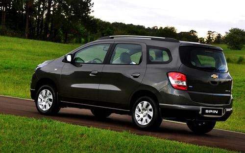 Chevrolet Spin Spesifikasi Kelebihan Harga Mobilku