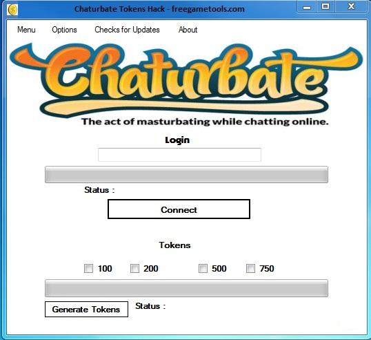 chaturbate token free