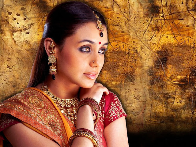 Rani Mukhrejee biography and wallpapers