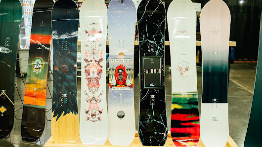 Why You Should Buy Used Snowboards
