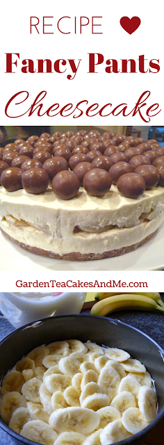 Chocolate Banana Cheesecake Recipe No Bake Recipe Ideas Malteasers