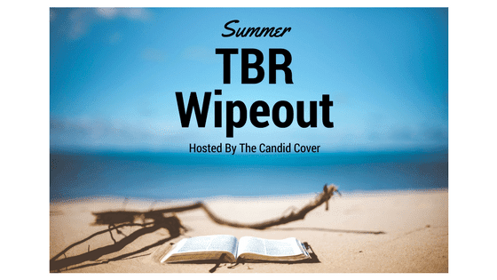 TBR Wipeout Hosted by The Candid Cover