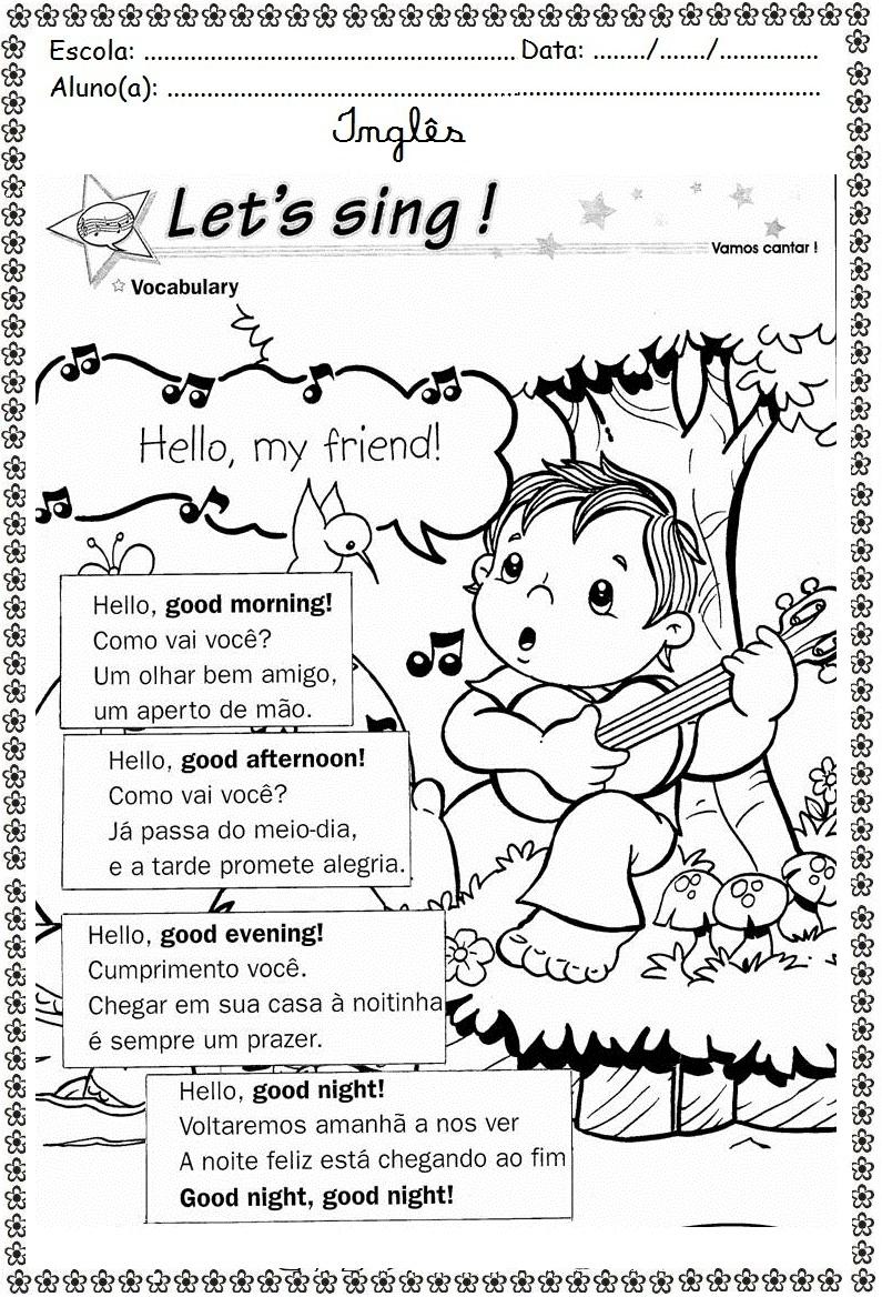Learning English: Greetings