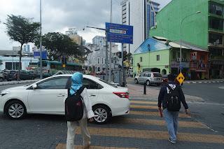 PEMULA NEKAT KE MALAYSIA: KL SENTRAL - HOSTEL [2]