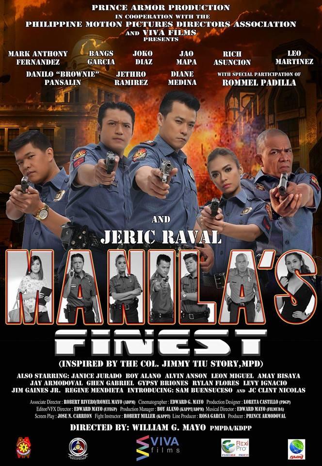Manila's Finest (2015)