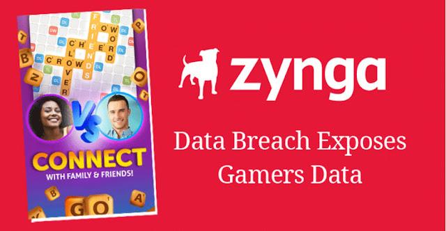 Tin tặc đánh cắp hơn 218 triệu dữ liệu người dùng từ game 'Words with Friends' của Zynga - CyberSec365.org