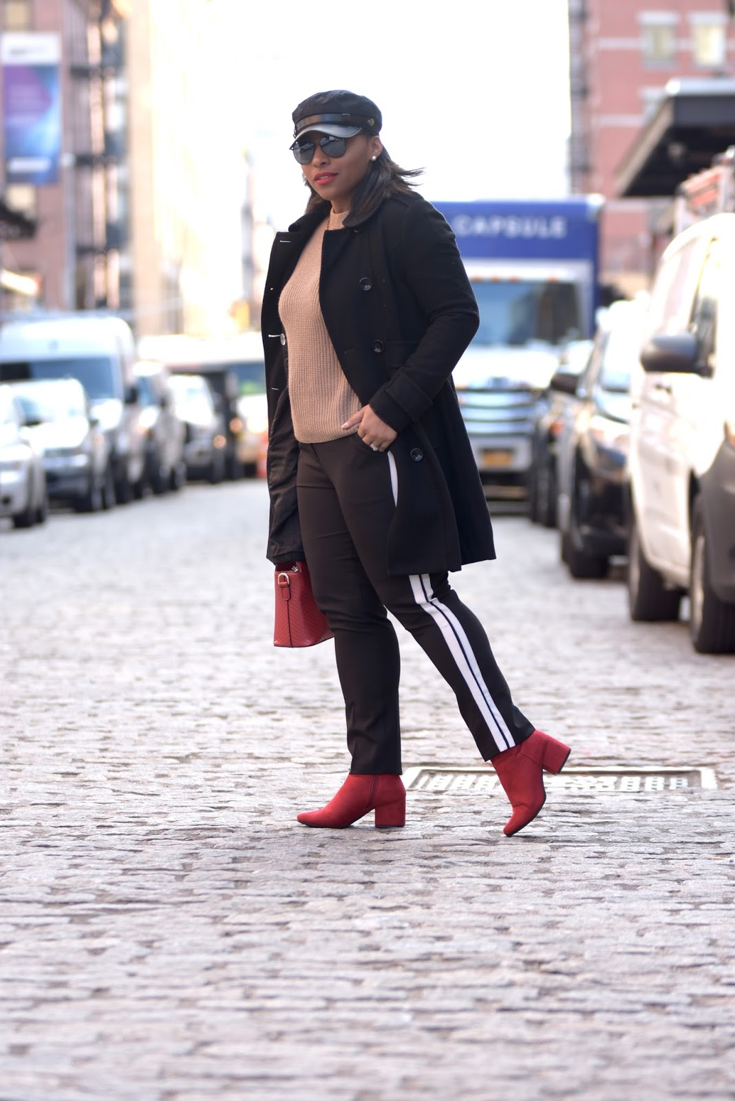 nyfw, nyfw2018, streetstyle, nyfw streetstyle, fashion blogger, fashion week, pregnant fashion