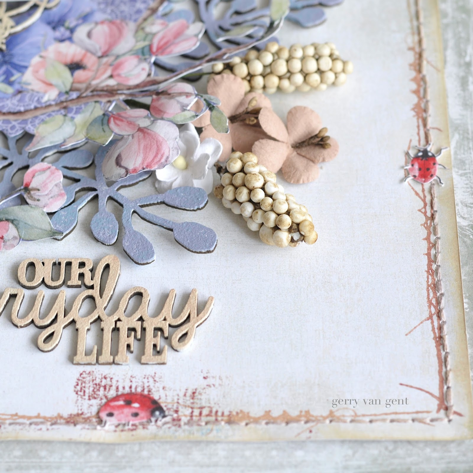 Gerry van Gent: Our Everyday Life {Dusty Attic}