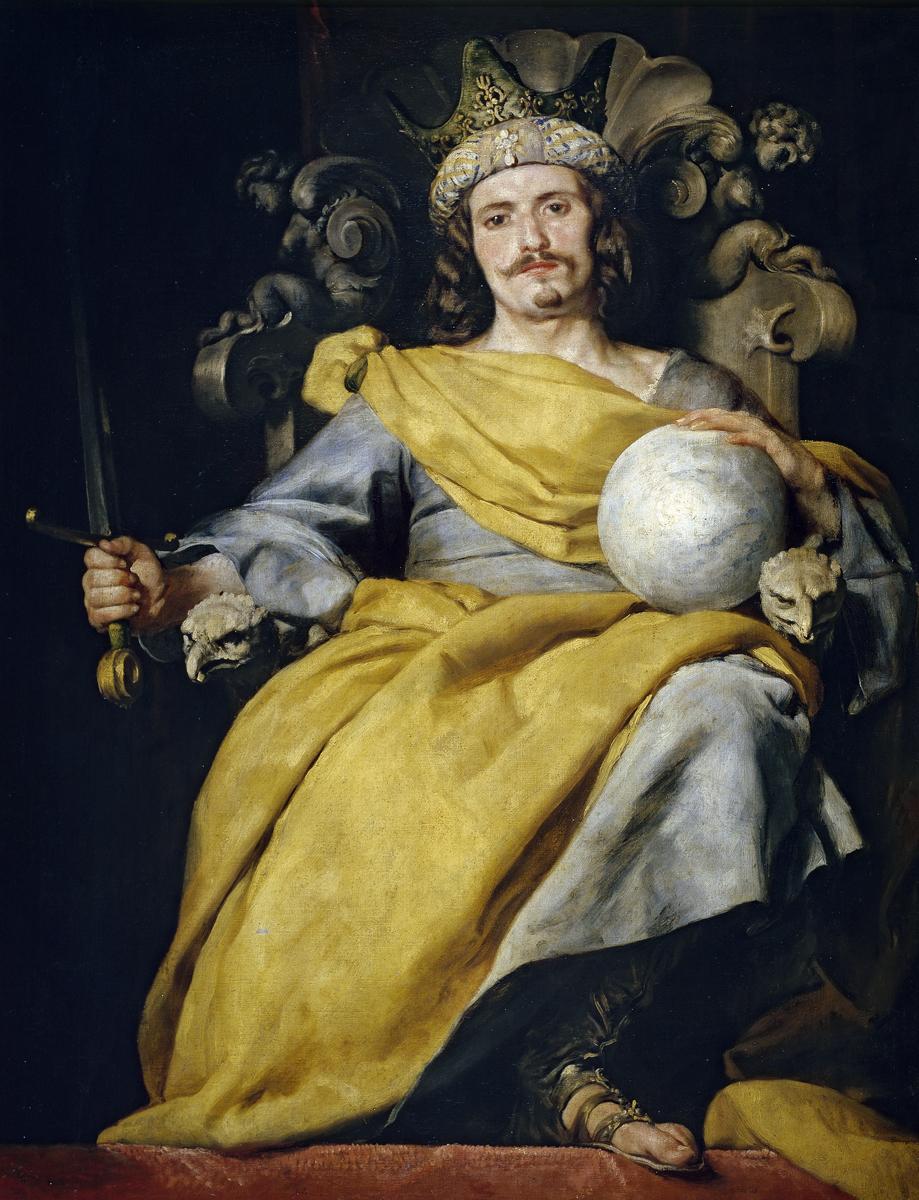 Maestros espa oles del retrato alonso cano de almansa - Talleres cano madrid ...