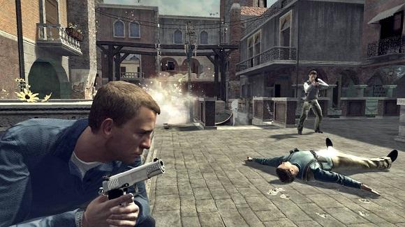 James Bond 007 Quantum of Solace PC Full Version Screenshot 1