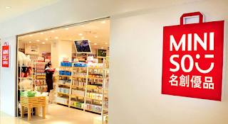 OUTLET MINISO