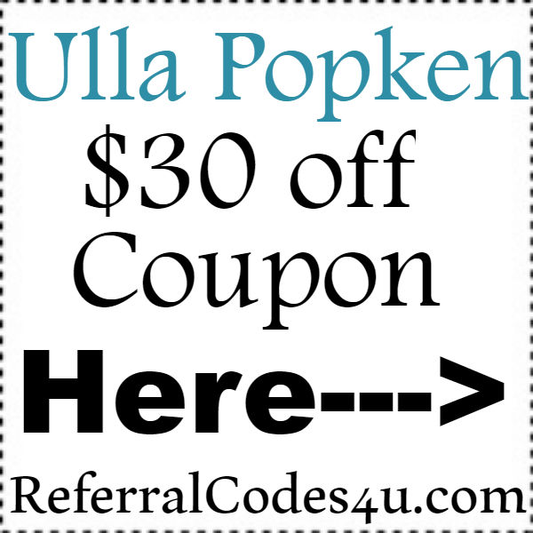 UllaPopken.com Promo Codes 2016-2021, Ulla Popken Discount Coupon September, October, November