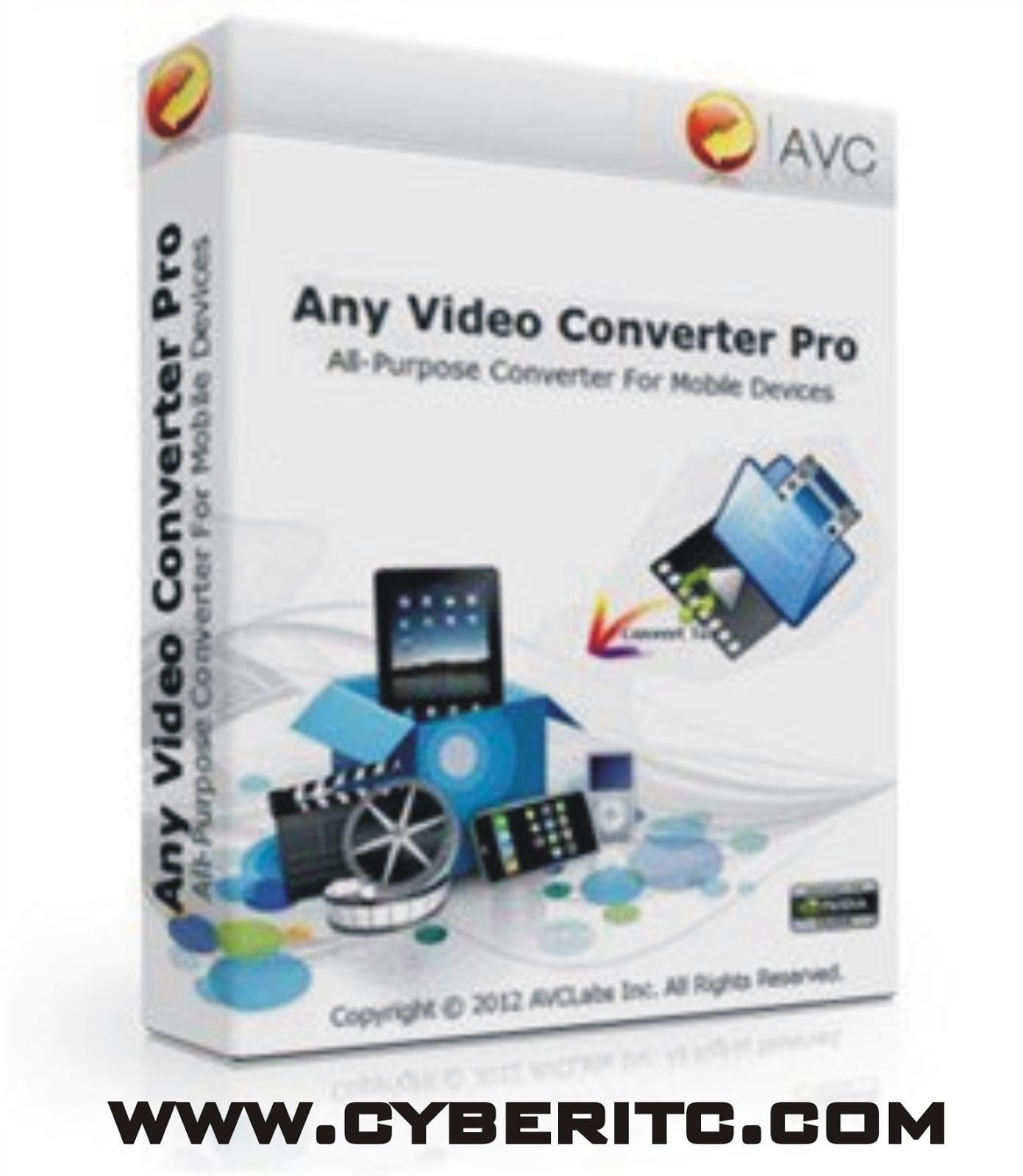 any video converter full