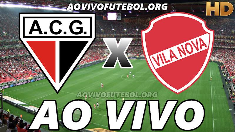 Assistir Atlético Goianiense x Vila Nova Ao Vivo HD