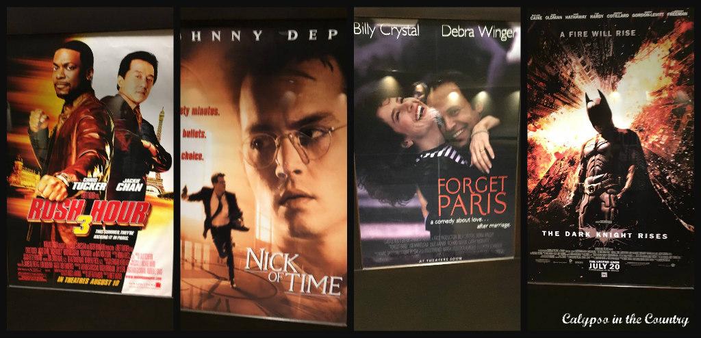 Movies filmed at Westin Bonaventure