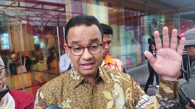 Spanduk Penolakan Untuk Wagub DKI Anies Baswedan, Dari PKS