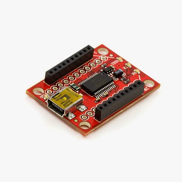 XBee /XBee-PRO RF Modules - SparkFun Electronics