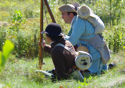 Tories Return to Saratoga Battlefield May 5-6