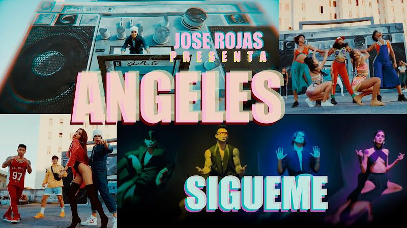 Ángeles - ¨Sígueme¨ - Videoclip - Dirección: Jose Rojas. Portal del Vídeo Clip Cubano
