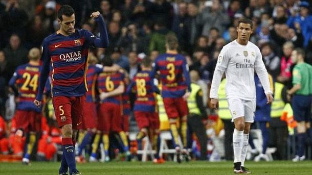 FC Barcelona y Real Madrid volverán a jugar el 2 de abril