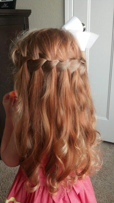 La moda en tu cabello elegantes peinados de fiesta para ni as - Peinados para ir de fiesta ...