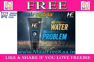 Free HE Facewash