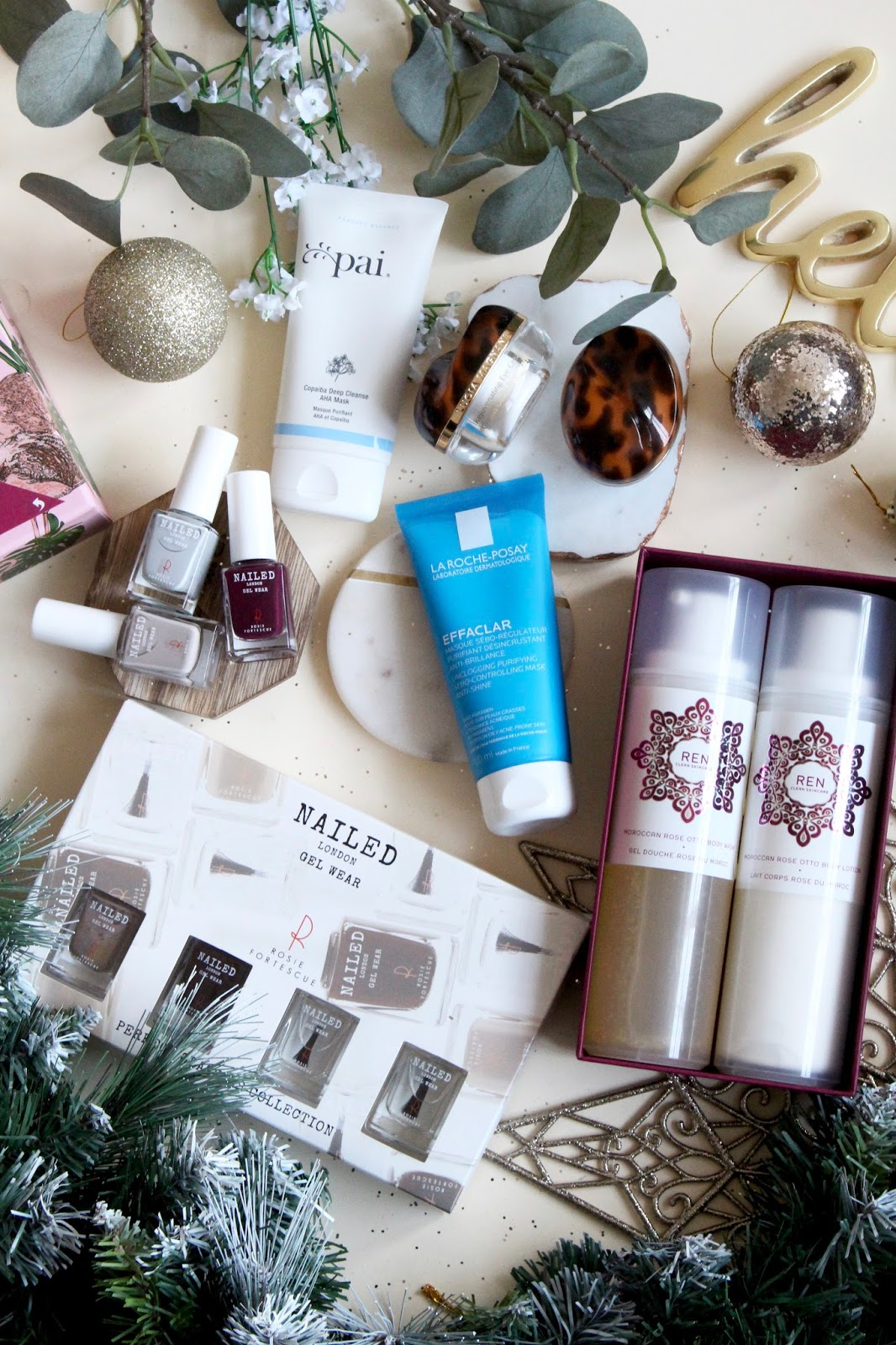 skincare gifts gift guide christmas 2017