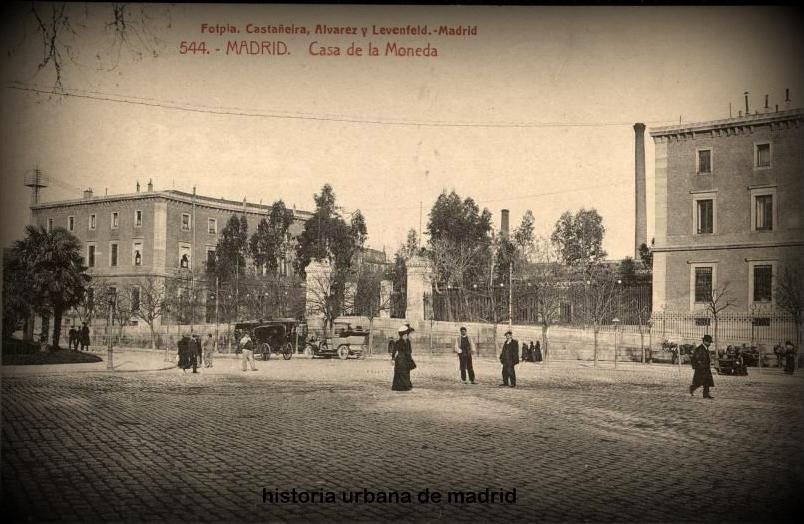 Historia urbana de madrid madrid 24 al 29 de marzo de 1913 - Casa de la moneda empleo ...