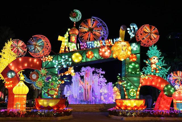 Rute Lokasi dan Harga Tiket Masuk Malang Night Paradise