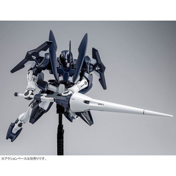 P-Bandai: HG 1/144 Advanced GN-X - pose