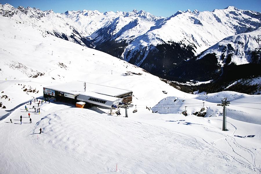 ski berge landschaft