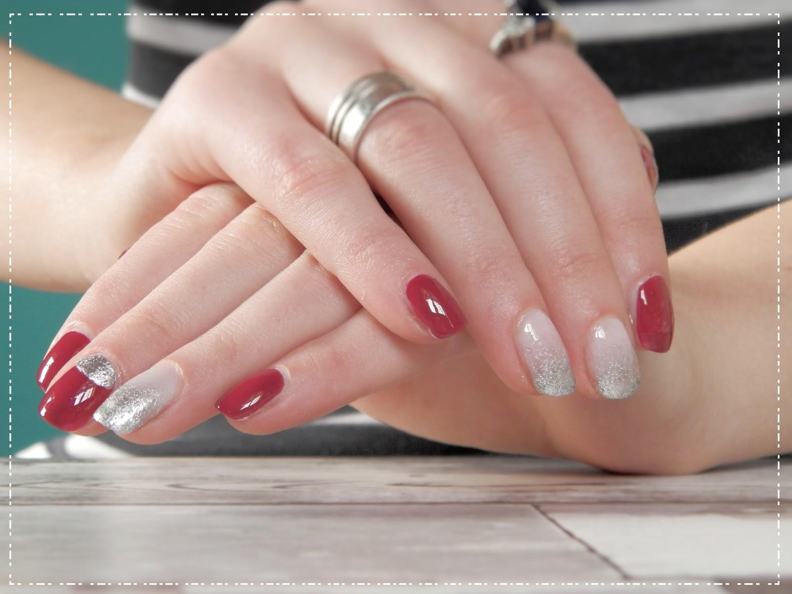 Taniec uczuć - Flamenco [ manicure z Indigo]