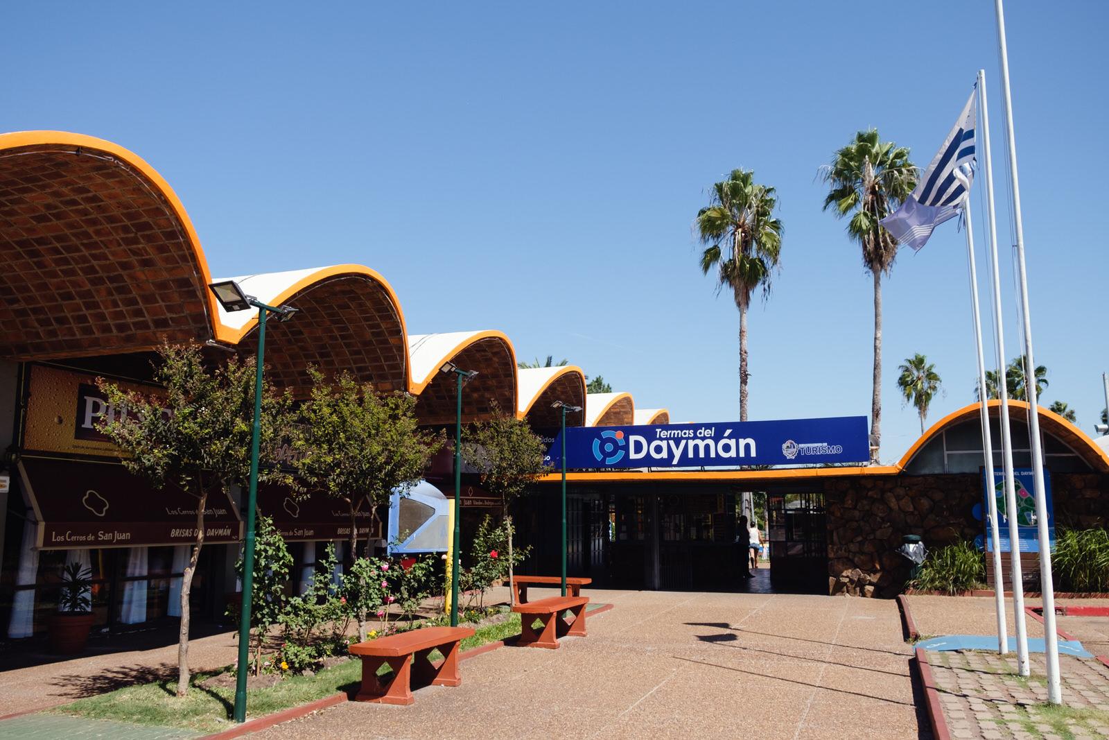 Dicas das Termas Dayman no Uruguai
