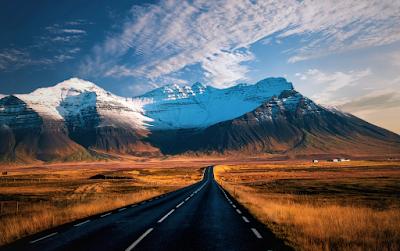 Conduire en Islande - Combien de temps faut-il pour se rendre aux principales attractions du pays?