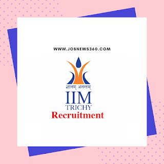 IIM Trichy Recruitment 2019 for Library Trainee post