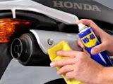 Tidak perlu berpeluh bagi menghilangkan kesan minyak degil, hanya dapatkan pakar ini! WD-40®