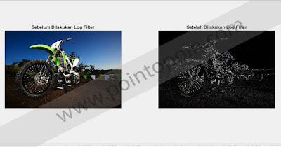 Output Log Filter