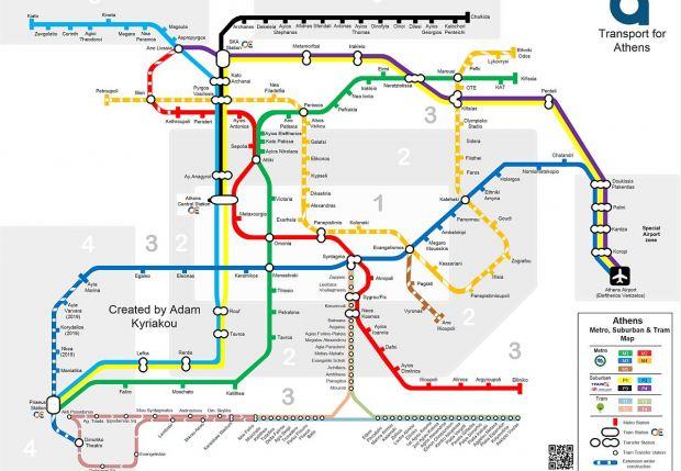 Στη Βουλή το ξεπάγωμα της επέκτασης της Γραμμής 2 του Μετρό στο Ίλιον