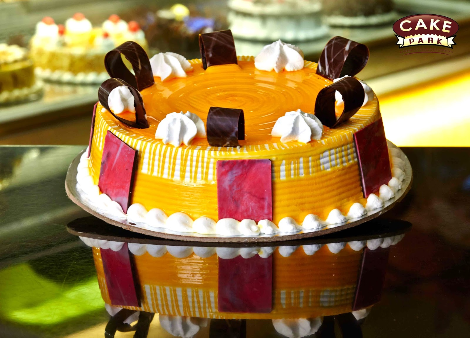 Cake Park Is A Shop Which Specializes In Bringing Out The Best Fresh And Delicious Cakes For All Occasions Most Common Being Birthday Parties