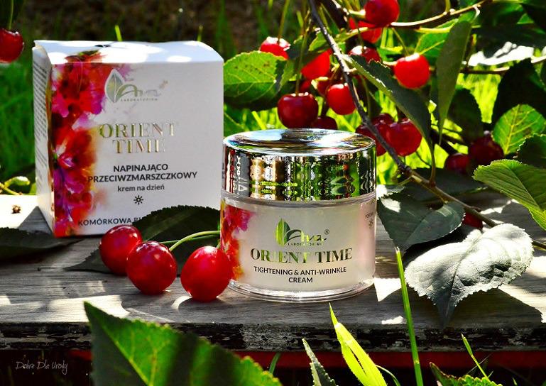 Orient Time Napinająco-przeciwzmarszczkowy krem na dzień recenzja