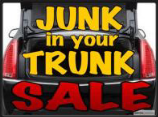 Junk in Your Trunk Sale - Source: Aberdeen, WA - http://www.aberdeenwa.gov/wp-content/uploads/Junk-in-the-Trunk.pdf