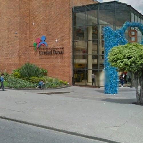 Entrada 9 Centro Comercial Ciudad Tunal