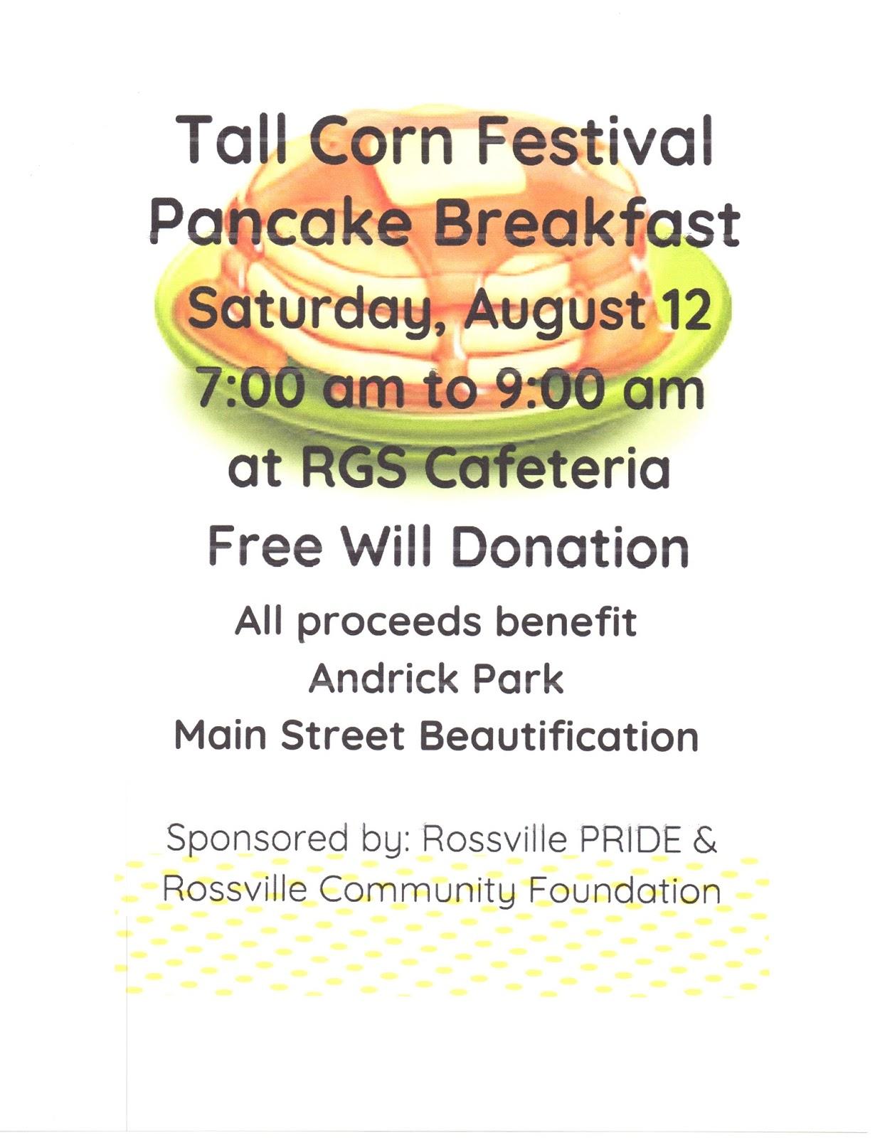 Rossville KS Alumni News: July 2017
