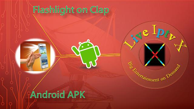Flashlight On Clap APK